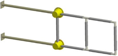 Example of attenuated structure.